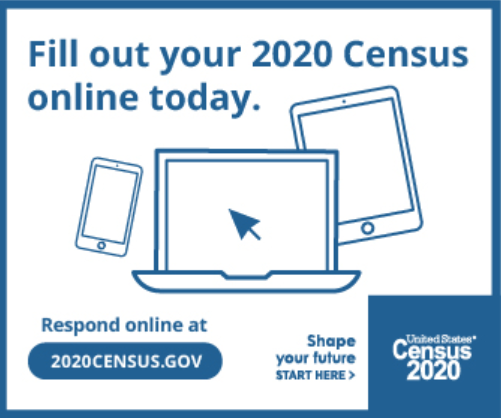 Respond to the 2020 Census today!