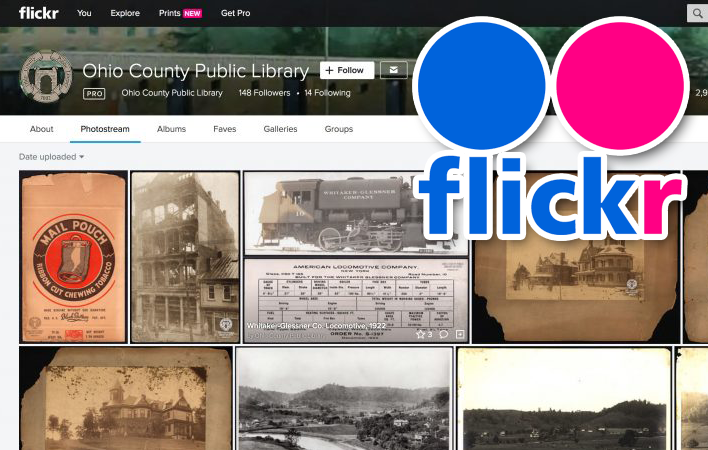 OCPL Flickr Site