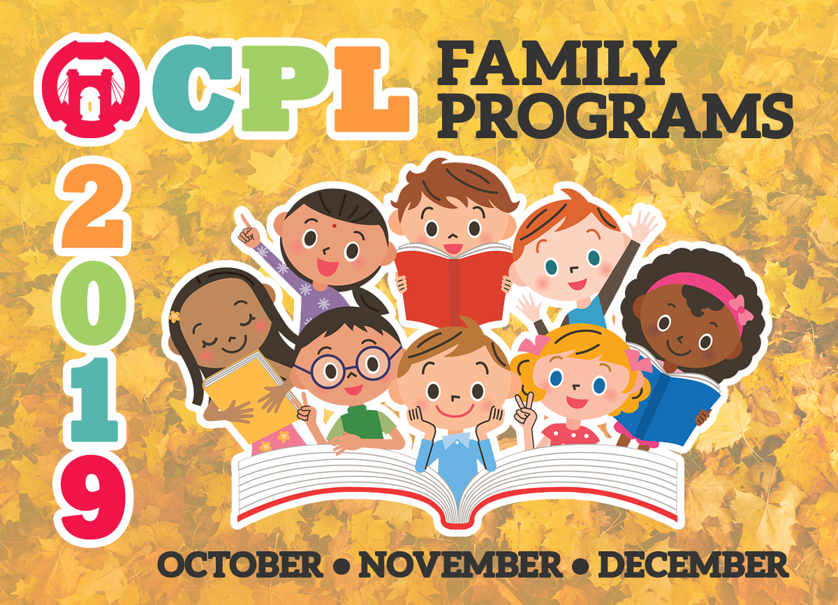 Family Programs at the Ohio County Public Library