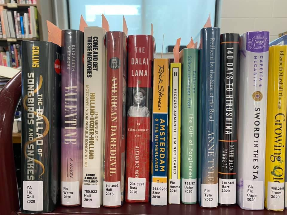 New Releases at the Ohio County Public Library