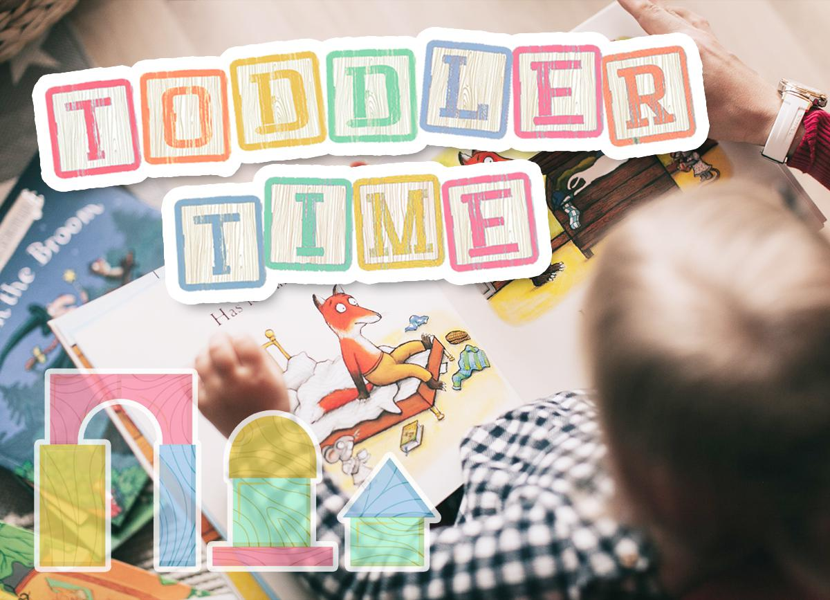 Toddler Time at the Ohio County Public Library