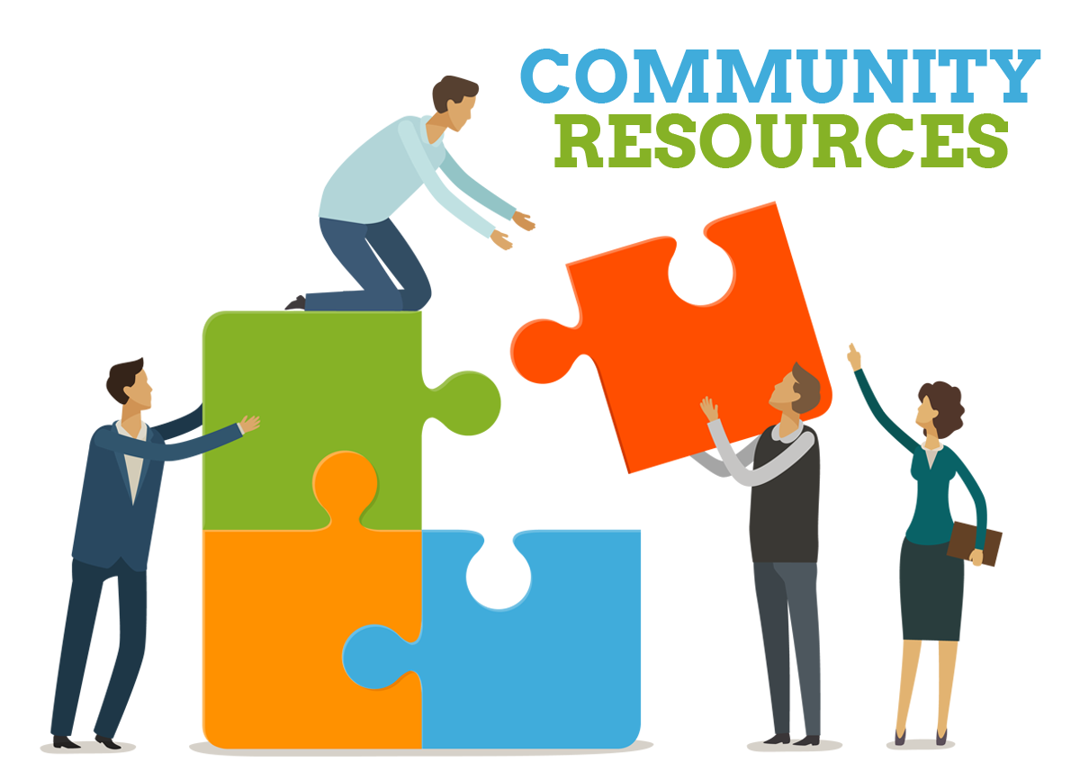 Community Resources Section