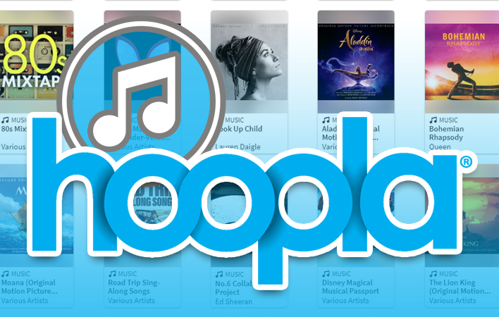 Hoopla Music