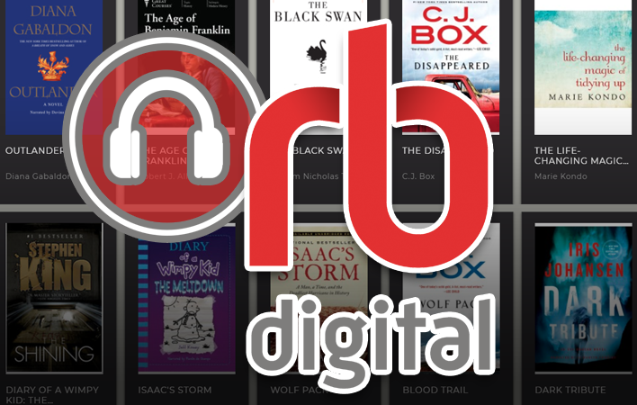 audiobooks on RBdigital
