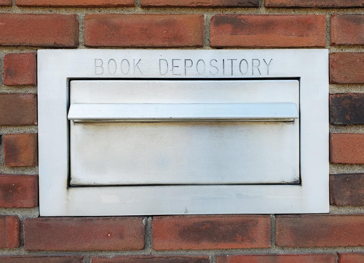 OCPL Book Drop Location