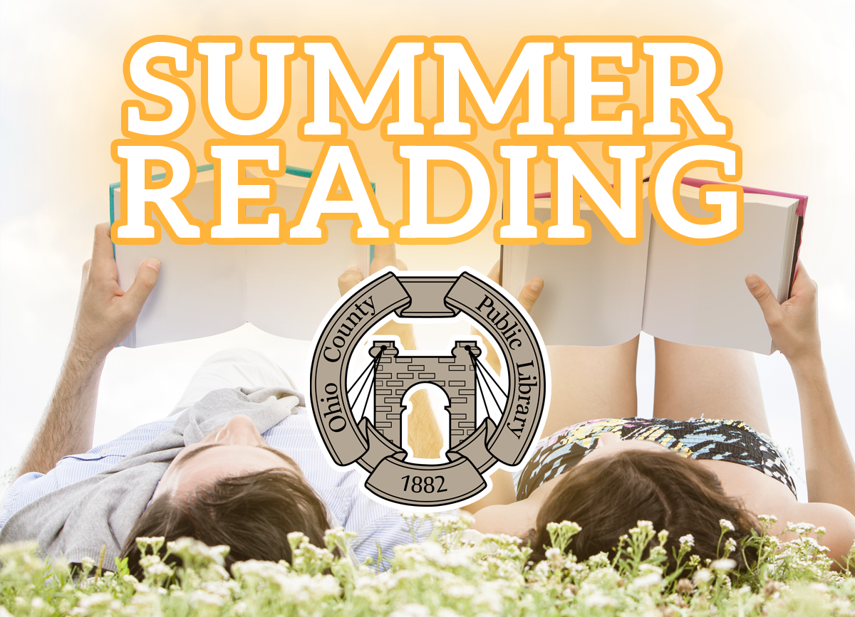 OCPL Summer Reading Program for Adults
