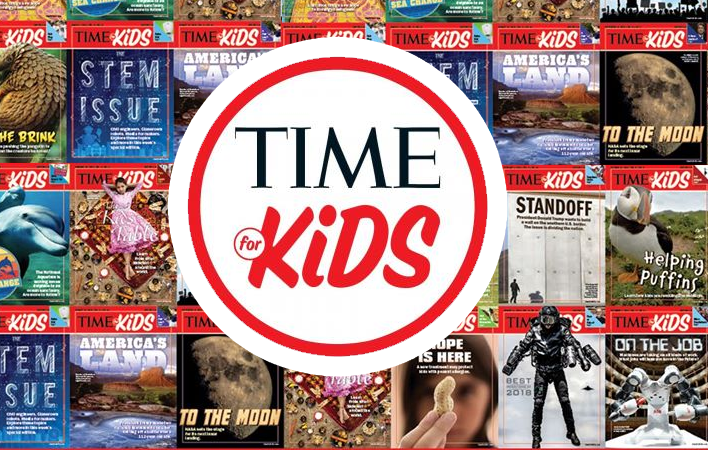 Time for Kids Magazine