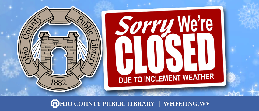 Closed until 11 am, Wed., Feb. 20, 2019