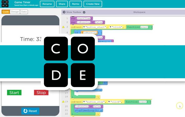 Code dot org