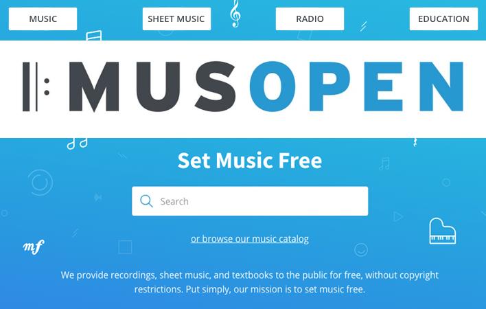 MuseOpen dot org