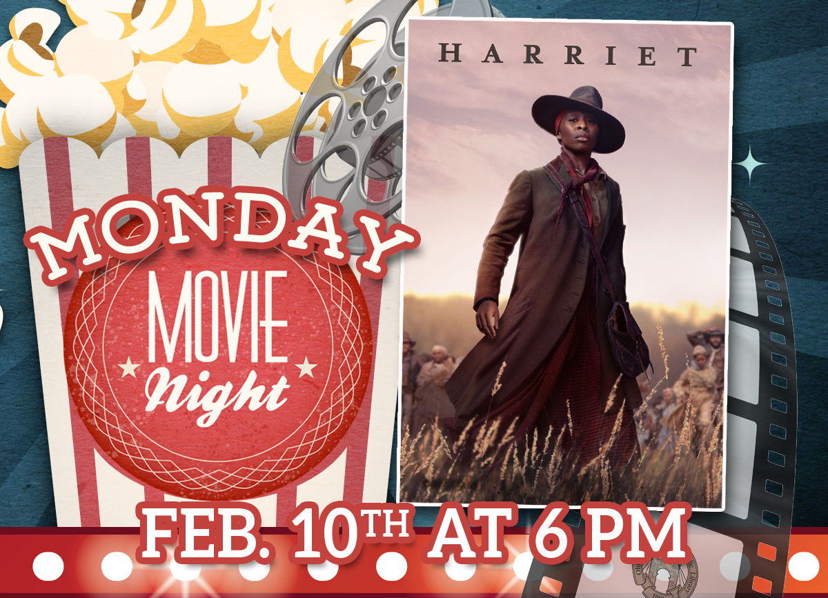 Monday Night Movie featuring Harriet