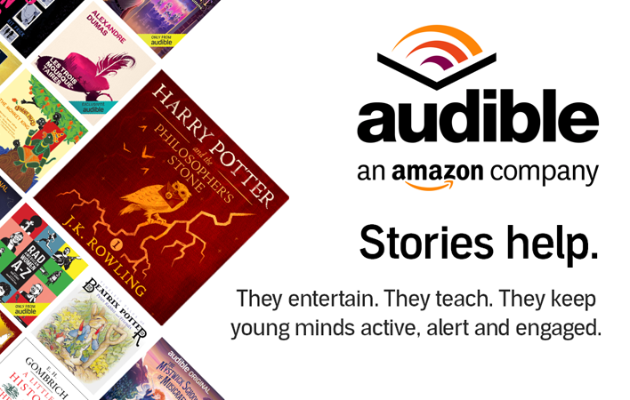Audible Stories