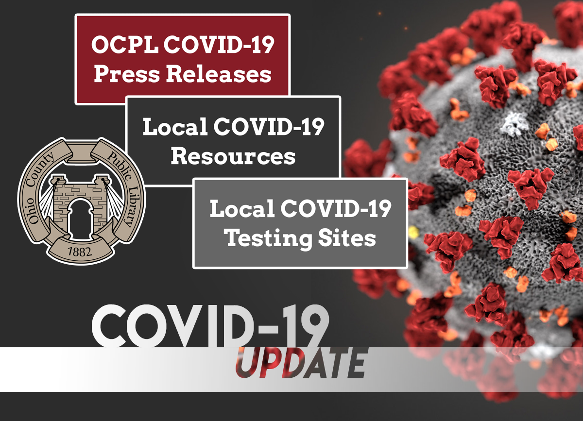 Featured Image: OCPL Press Release: Community COVID-19 Resources and OCPL Updates
