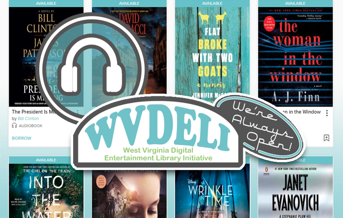 WVDeli Audiobooks
