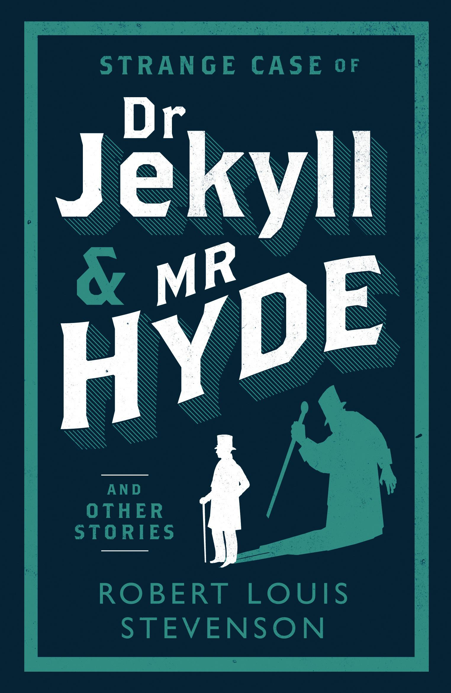 Book Cover: Dr. Jekyll and Mr. Hyde
