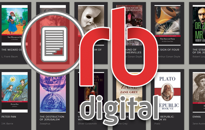 e-books on RBdigital