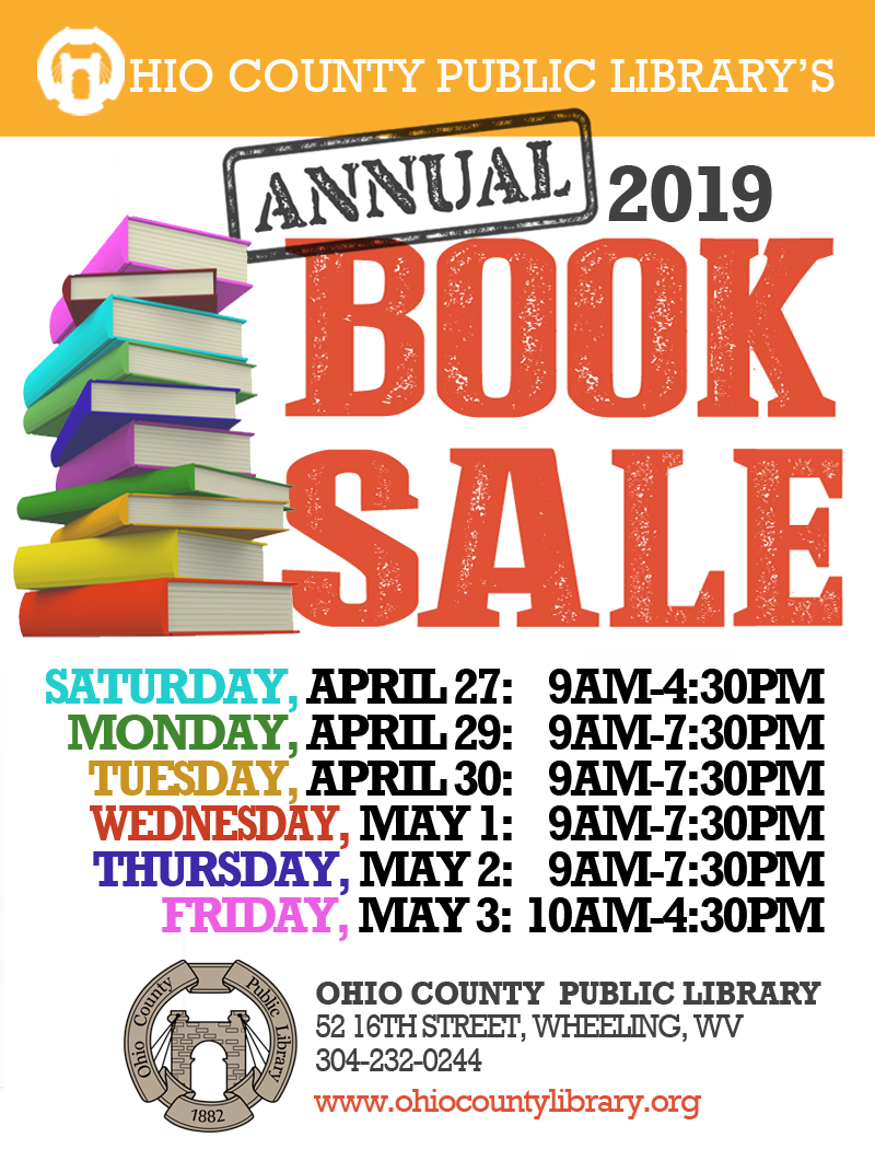 Book Sale Hours