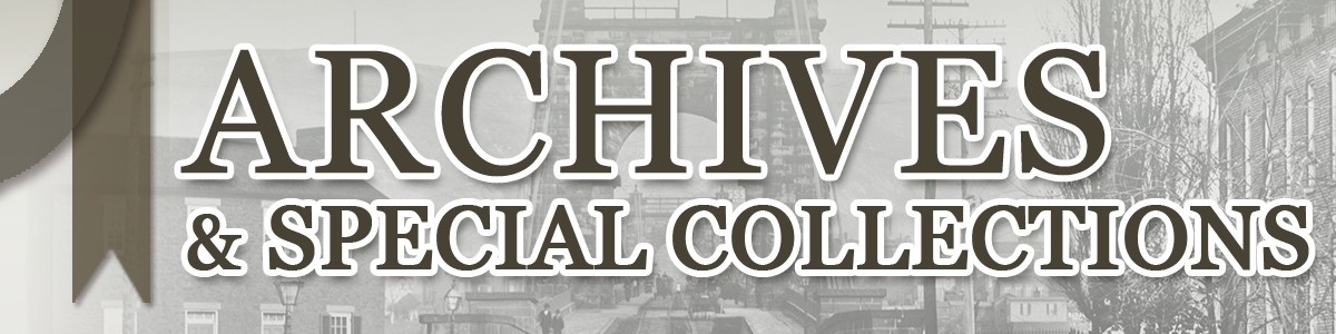 OCPL Archives and Special Collections