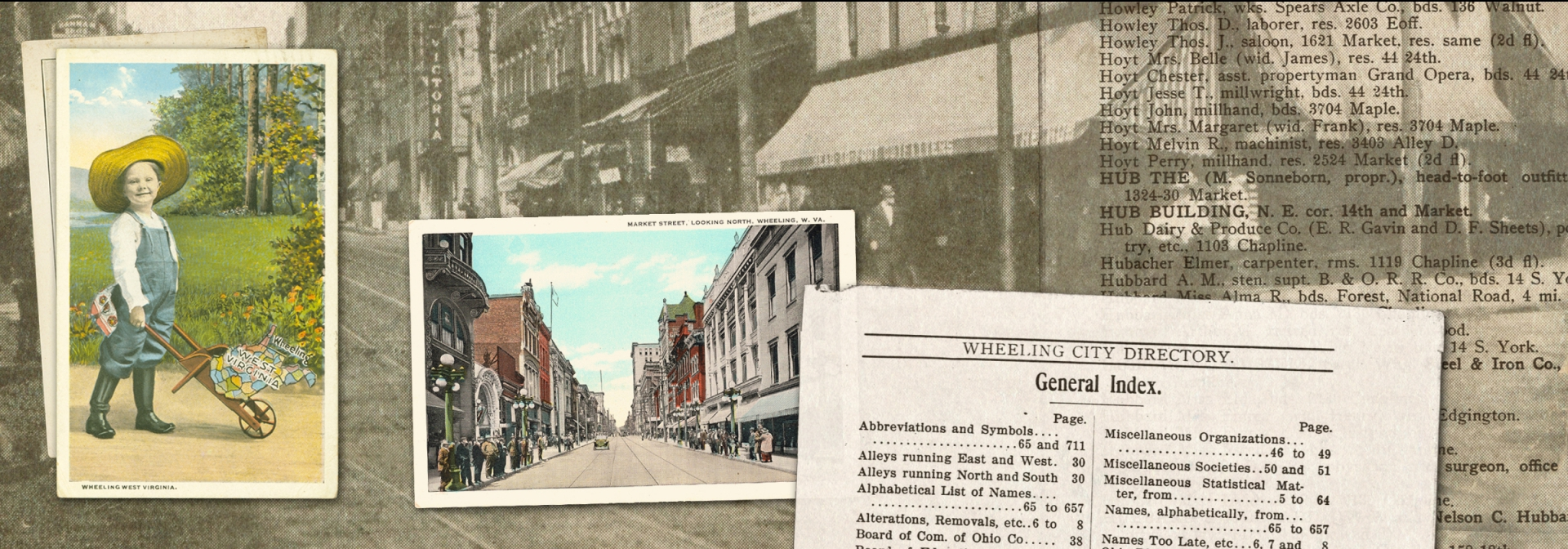 Ohio County Library | Ohio County WV | Wheeling WV History