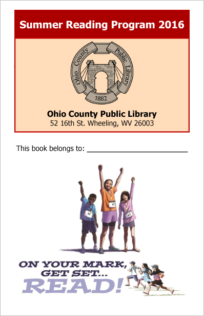 2016 OCPL Summer Reading Booklet