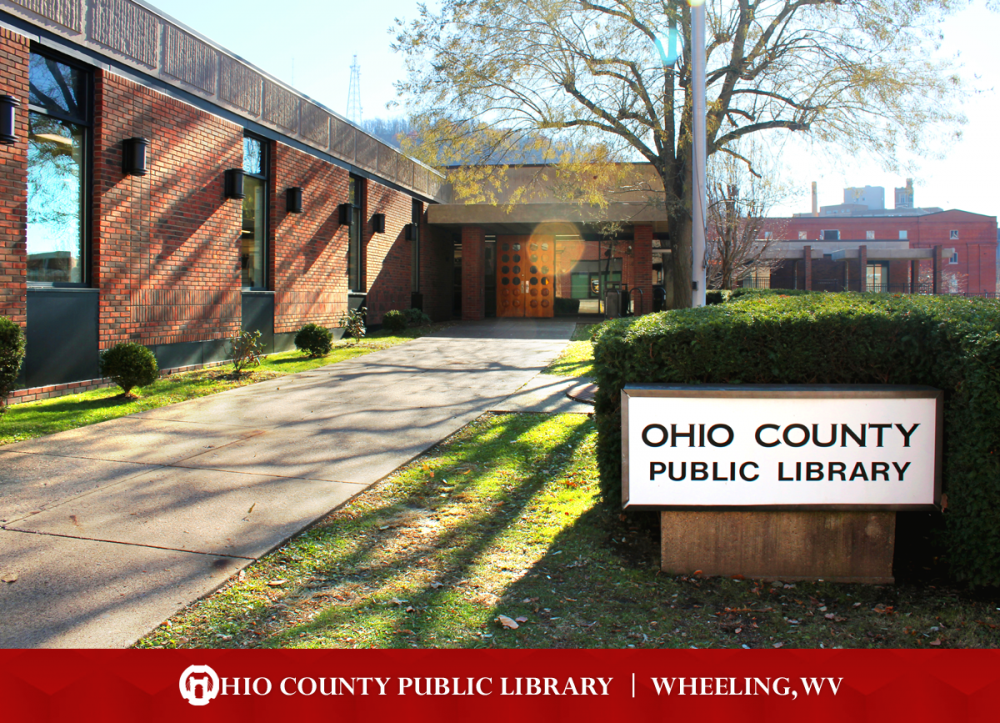 More than just books! OCPL provides many services to the Ohio County Community.