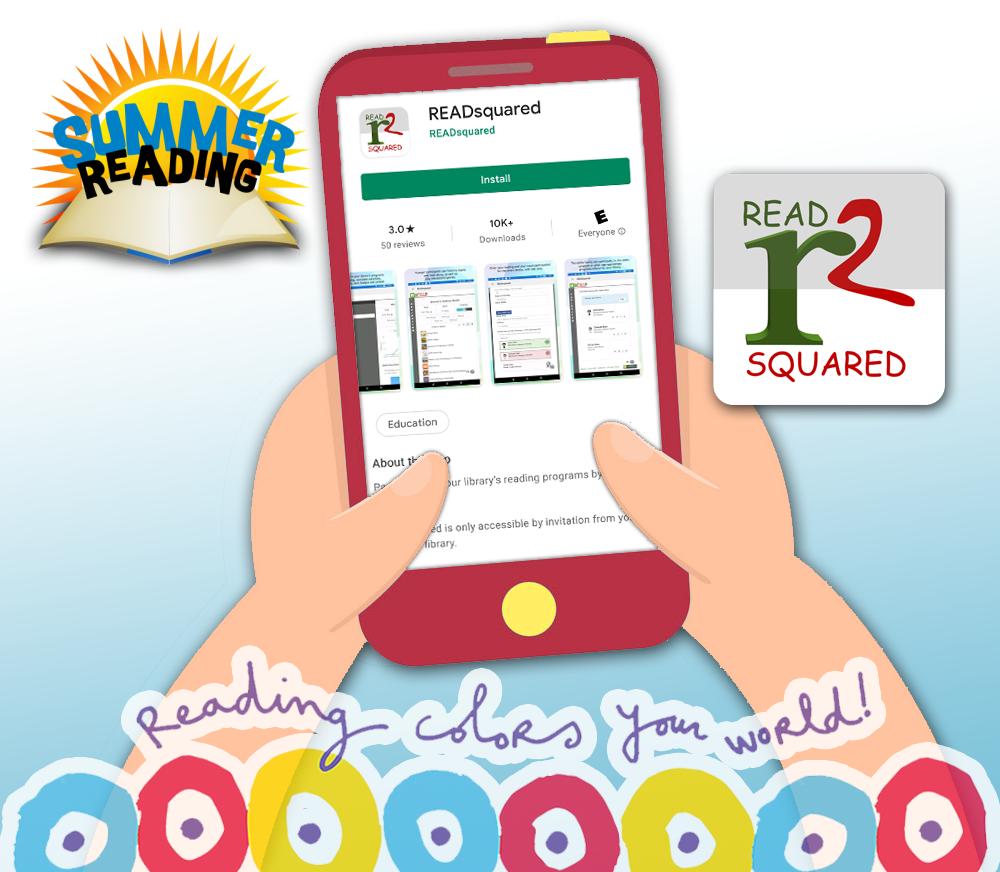 ReadSqaured Phone App