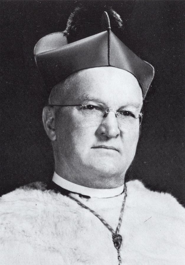 1980 Wheeling Hall of Fame Inductee Archbishop John J. Swint