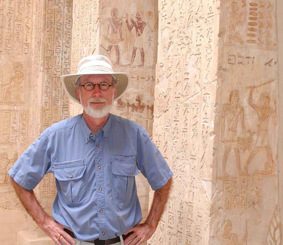 Instructor Dr. Gene Kritsky
