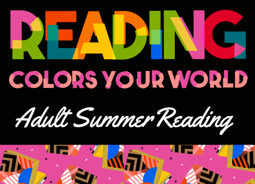 Summer Reading is for Adults too!