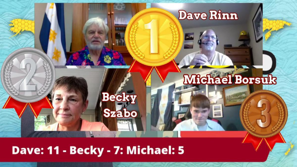 2020 Summer Reading Geography Bee Champions