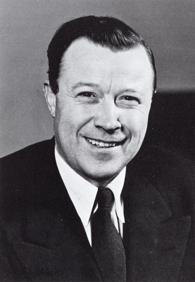 1980 Wheeling Hall of Fame Inductee Walter P. Reuther