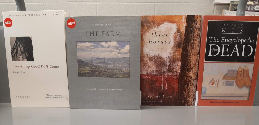 New books available to reserve for curbside pick-up at the Ohio County Public Library