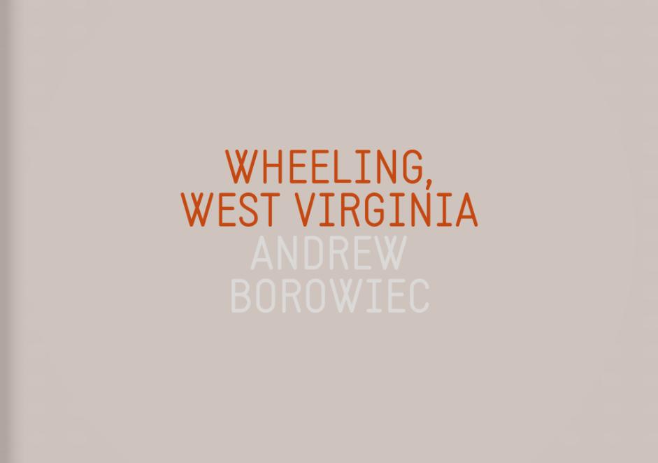 Wheeling, West Virginia book cover