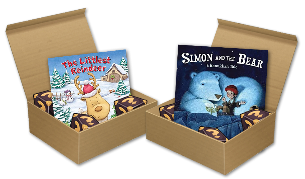 Holiday Party Boxes available for OCPL Kids