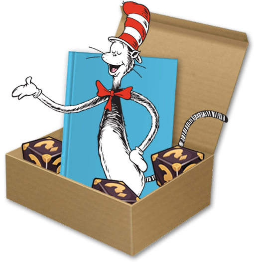 March Dr. Seuss Story Time Box