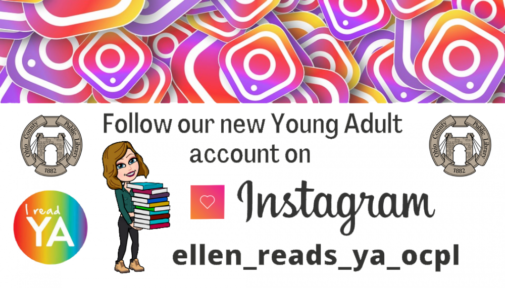 OCPL Young Adult on Instragram