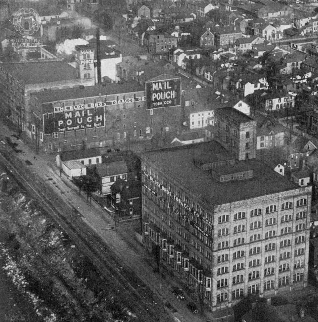 Bloch Brothers Tobacco Co. Factory, 1931