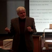 Dr. David Javersak: People's University, The History of Wheeling Class 8: Wheeling in post-industrial America, 1950-2010