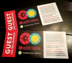 Heinz History Center Passes