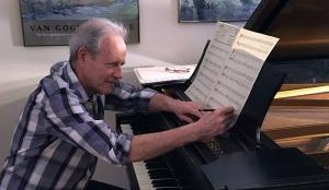 Composer Robert Schultz