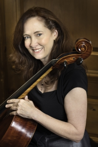 Cellist Paula Tuttle
