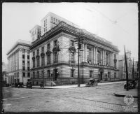Federal Building, 1910s, Ohio County Public Library Archives