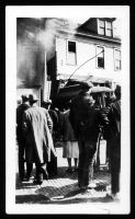 Mozart Street Car Crash, October 28th, 1926, Bottom of Mozart Hill, Wheeling, WV