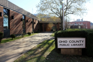Ohio County Public Library, Wheeling, WV