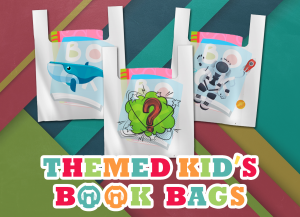 Themed Book Bags