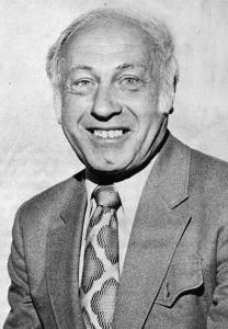 1980 Wheeling Hall of Fame Inductee Jule Rivlin