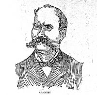 Mr. Carey, Daily Intelligencer, Jan. 15, 1892
