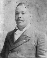 J. McHenry Jones. Courtesy W. Va. State University Archives & Special Collections.
