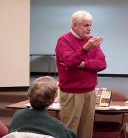Dr. David Javersak, People's University, The History of Wheeling Class 7: Wheeling's ethnic heritages.