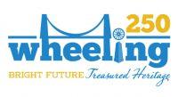 Wheeling 250 logo